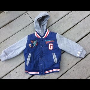 GAP Superman Jacket DC 3t